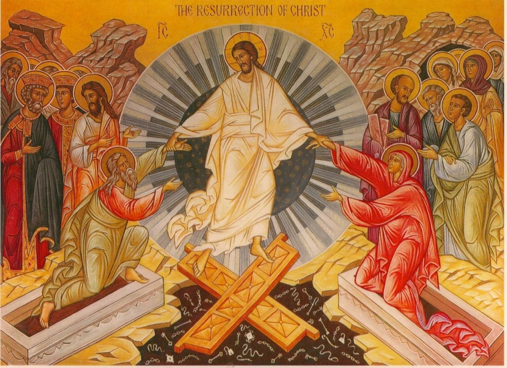 Воскресение Христово - основание православной веры